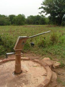 Alte Brunnenanlage